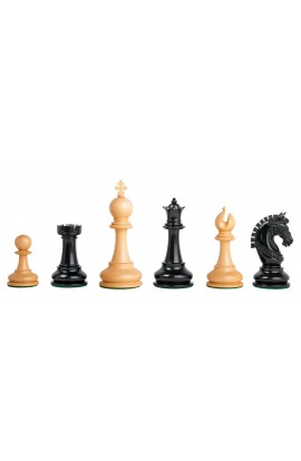 "The Lucca Series Artisan Chess Pieces - 4.4"" King"