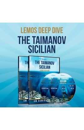 Lemos Deep Dive - #3 - Taimanov Sicilian - GM Damian Lemos - Over 8 Hours of Content!