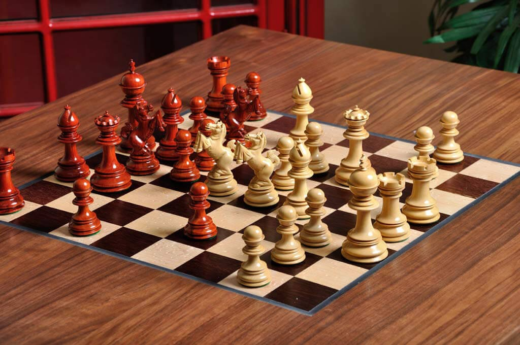 Signature Traditional Chess Table 2 25 Quot Squares