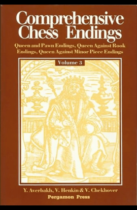 Comprehensive Chess Endings - VOLUME 3