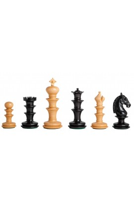 """CLEARANCE - The Matera Series Artisan Chess Pieces - 4.4"""" King"""