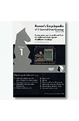 ROMAN'S LAB - VOLUME 37 - Encyclopedia of Chess Openings - PART 1