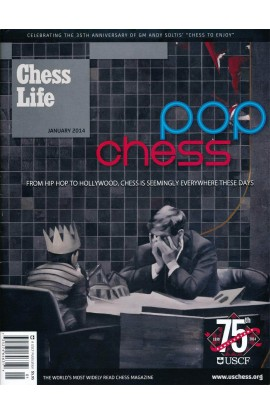 CLEARANCE - Chess Life Magazine - January 2014 Issue