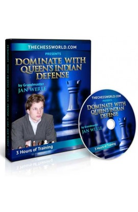 E-DVD Dominate with Queen's Indian Defense with GM Jan Werle