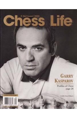 CLEARANCE - Chess Life Magazine - September 2000 Issue