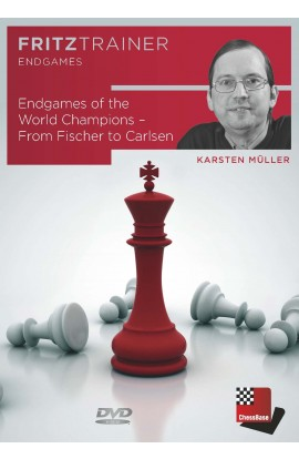 Endgames of the World Champions – From Fischer to Carlsen - Karsten Muller
