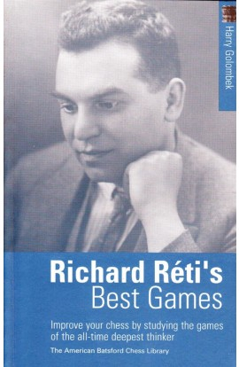 CLEARANCE - Richard Reti's Best Games