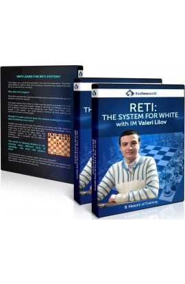 E-DVD Reti: The System for White with IM Valeri Lilov