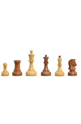 "The Dubrovnik Chess Pieces - 3.75"" King"