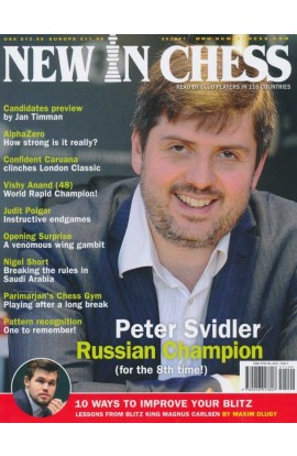New In Chess Magazine - Issue 2018/1