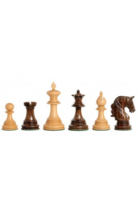 "The 2018 Exotique Collection® - Teramo Series Luxury Chess Pieces - 4.4"" King"