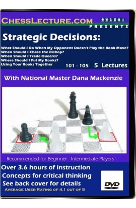 Strategic Decisions front