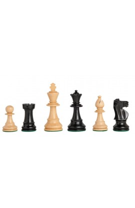 """The French Lardy Chess Pieces - 3.75"""" King"""