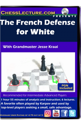 The_French_Defense_for_White_NEW_Front