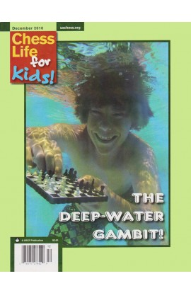 CLEARANCE - Chess Life For Kids Magazine - December 2010 Issue