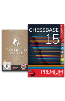 Komodo 12 and CHESSBASE 15 Premium Bundle