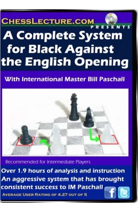 A Complete System for Black Against the English Opening - Chess Lecture - Volume 65