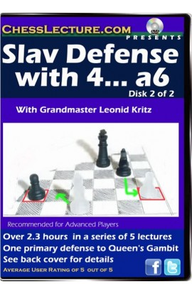 Slav Defense with 4... a6 - Chess Lecture - Volume 39