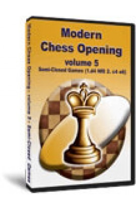 DOWNLOAD - Modern Chess Opening - Semi-Closed Games (1. d4 Nf6 2. c4 e6) - VOLUME 5