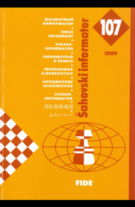 Chess Informant - ISSUE 107