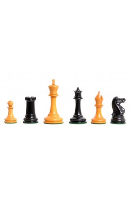 Reproduction of the Circa 1856 Anderssen Style Staunton Chess Pieces2