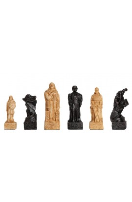 The Celtic Chess Pieces