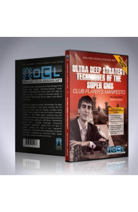 Ultra Deep Strategy Techniques of the Super GMs - EMPIRE CHESS