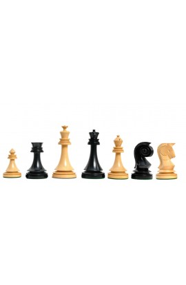 """The Avant Garde Series Luxury Chess Pieces - 4.4"""" King"""