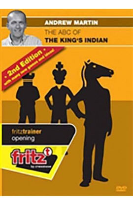 ABC of the King's Indian - Andrew Martin - 2nd Edition