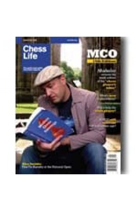 CLEARANCE - Chess Life Magazine - September 2008 Issue