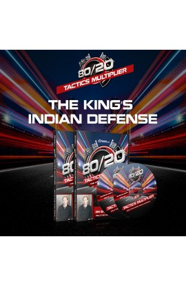 The King's Indian Defense - GM Bryan Smith - 80/20 Tactics Multiplier