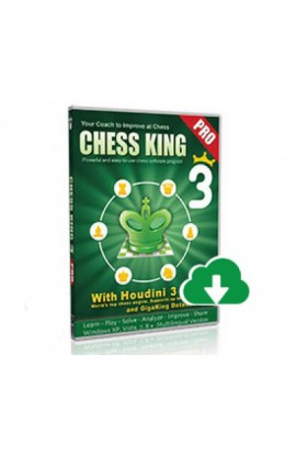 DOWNLOAD - Chess King 3 PRO with Houdini 3 and GigaKing Database