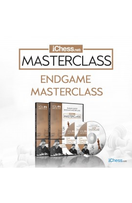 MASTERCLASS - Damian Lemos' Endgame Chess Masterclass – GM Damian Lemos - 8 hours of Content! - Volume 6