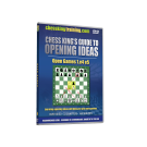 Chess King's Guide to Opening Ideas - Open Games 1.e4 e5