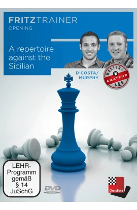 A Repertoire Against the Sicilian - Lorin D'Costa & Nick Murphy