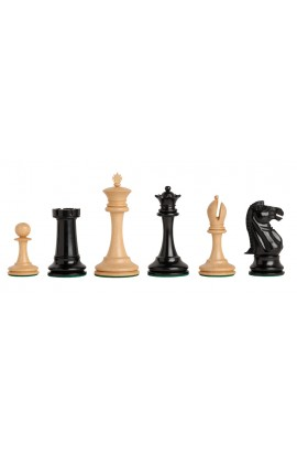 "The B & Co. Series Luxury Chess Pieces - 4.4"" King"