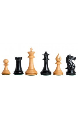 "The Isernia Series Luxury Chess Pieces - 4.4"" King"