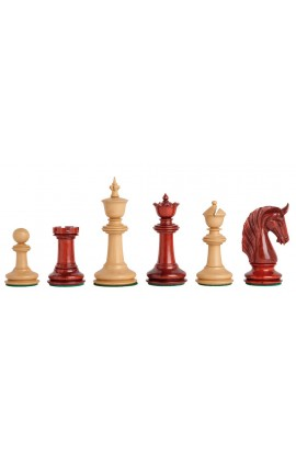 "The Valencia Series Luxury Chess Pieces - 4.4"" King"