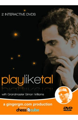 Play Like Tal with Grandmaster Simon Williams