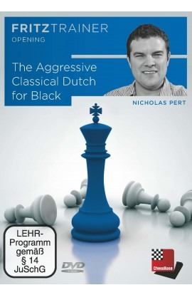 The Aggressive Classical Dutch for Black - Nicholas Pert