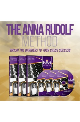 E-DVD - MASTER METHOD - The Anna Rudolf Method - IM Anna Rudolf - Over 15 hours of Content!