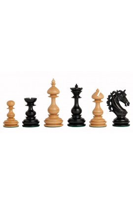 """The Pienza Series Luxury Chess Pieces - 4.4"""" King"""