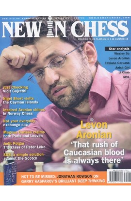 New In Chess Magazine - Issue 2017/5