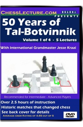 50 Years of Tal-Botvinnik Disk 1 front