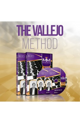 E-DVD - MASTER METHOD - The Vallejo Method - GM Paco Vallejo - Over 9 hours of Content!