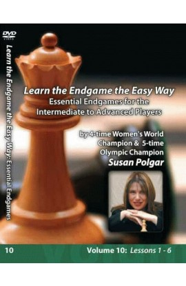 E-DVD WINNING CHESS THE EASY WAY - VOLUME 9 - Essential Basic Endgames - PART 2