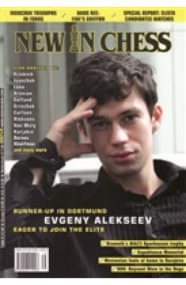 CLEARANCE - New In Chess Magazine - Issue 2007/5