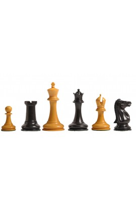 "The Leuchars Series Timeless Chess Pieces - 3.5"" King"