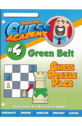 Coach Jay's Chess Academy - #4 Green Belt Puzzles