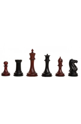 "CLEARANCE - The Collector Series Prestige Luxury Chess Pieces - 4.4"" King"
